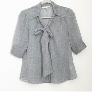 S French Connection Blouse